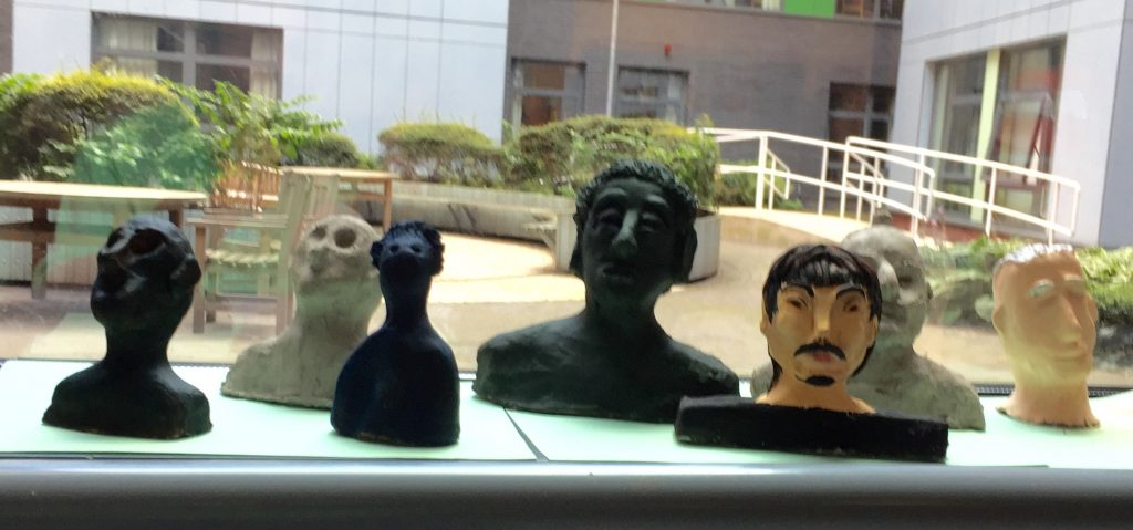 Photo of heads