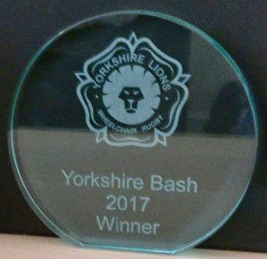 Photo of Yorkshire Bash Trophy
